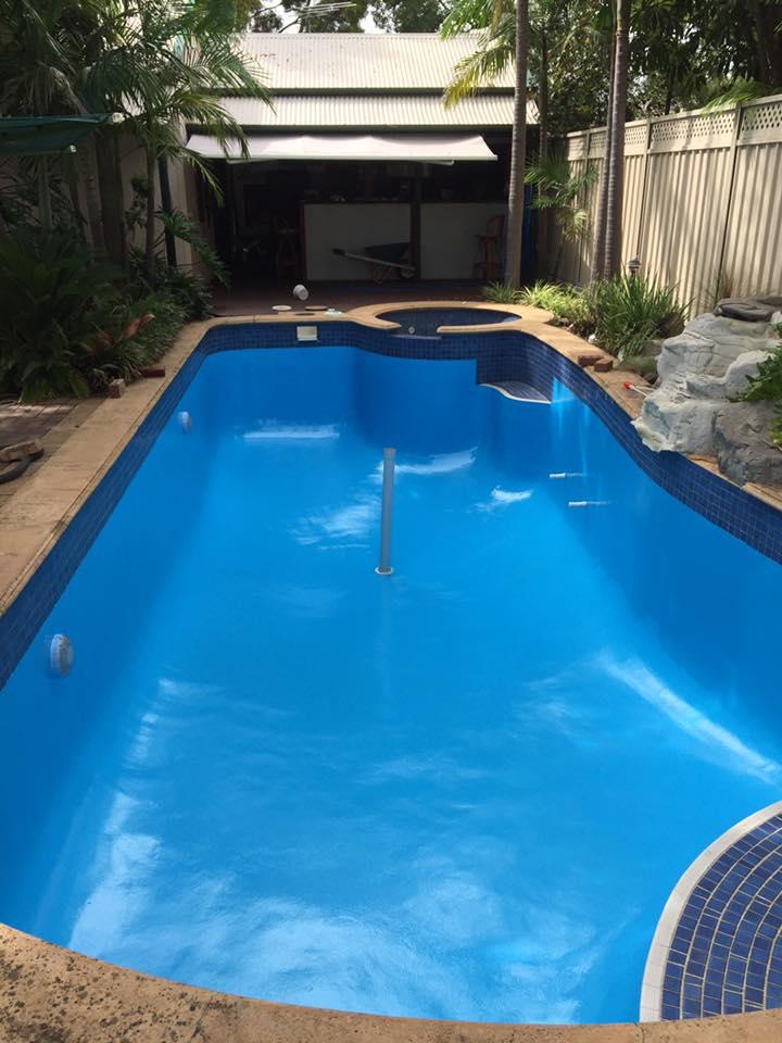 Swimming Pool Painting Adelaide